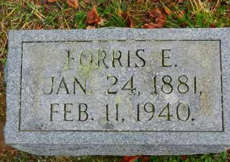 ENSOR, FORRIS E. - Baltimore County, Maryland | FORRIS E. ENSOR - Maryland Gravestone Photos