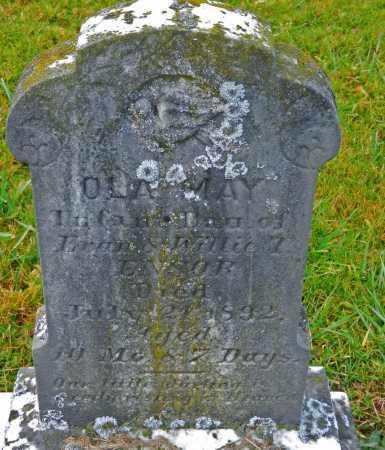 ENSOR, OLA MAY - Baltimore County, Maryland | OLA MAY ENSOR - Maryland Gravestone Photos