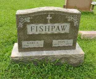 FISHPAW JR, JOHN THOMAS - Baltimore County, Maryland | JOHN THOMAS FISHPAW JR - Maryland Gravestone Photos