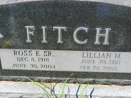 FITCH, LILLIAN M. - Baltimore County, Maryland | LILLIAN M. FITCH - Maryland Gravestone Photos