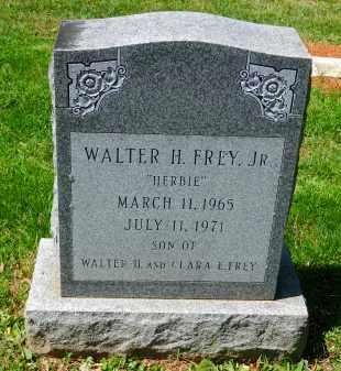 "FREY, JR., WALTER H. ""HERBIE"" - Baltimore County, Maryland | WALTER H. ""HERBIE"" FREY, JR. - Maryland Gravestone Photos"