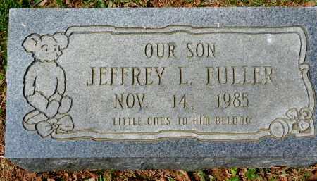 FULLER, JEFFREY L. - Baltimore County, Maryland | JEFFREY L. FULLER - Maryland Gravestone Photos