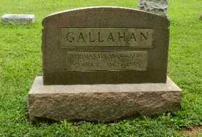 GALLAHAN, CLARA C - Baltimore County, Maryland | CLARA C GALLAHAN - Maryland Gravestone Photos