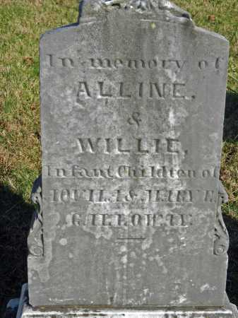 GALLOWAY, WILLIE - Baltimore County, Maryland | WILLIE GALLOWAY - Maryland Gravestone Photos