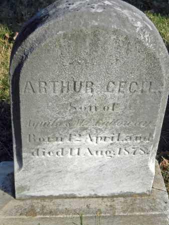 GALLOWAY, ARTHUR CECIL - Baltimore County, Maryland   ARTHUR CECIL GALLOWAY - Maryland Gravestone Photos