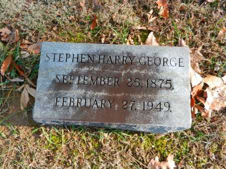 GEORGE, STEPHEN HARRY - Baltimore County, Maryland   STEPHEN HARRY GEORGE - Maryland Gravestone Photos