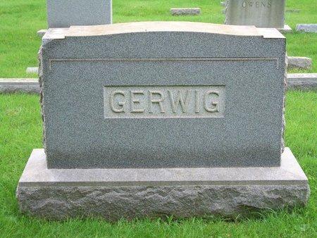 GERWIG, J RAYMOND - Baltimore County, Maryland   J RAYMOND GERWIG - Maryland Gravestone Photos