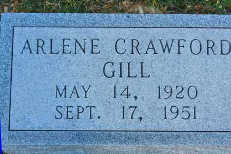 GILL, ARLENE - Baltimore County, Maryland   ARLENE GILL - Maryland Gravestone Photos