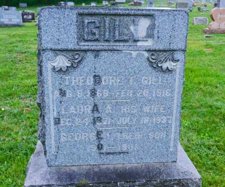 GILL, GEORGE - Baltimore County, Maryland | GEORGE GILL - Maryland Gravestone Photos