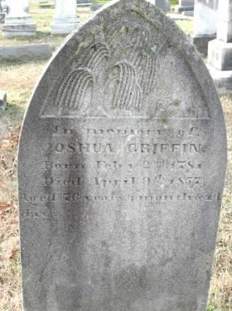 GRIFFIN, JOSHUA - Baltimore County, Maryland | JOSHUA GRIFFIN - Maryland Gravestone Photos
