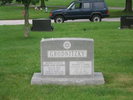 GRODNITZKY, MINDY KAYE (KANDYE) - Baltimore County, Maryland | MINDY KAYE (KANDYE) GRODNITZKY - Maryland Gravestone Photos
