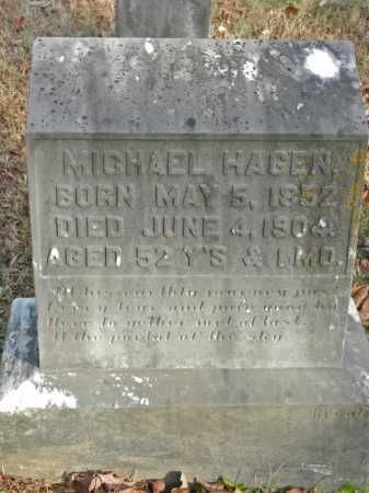 HAGEN, MICHAEL - Baltimore County, Maryland | MICHAEL HAGEN - Maryland Gravestone Photos