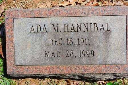 HANNIBAL, ADA M. - Baltimore County, Maryland | ADA M. HANNIBAL - Maryland Gravestone Photos