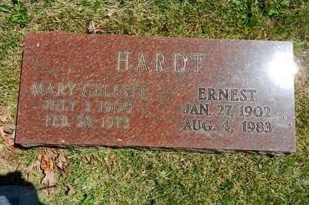 HARDT, MARY CELESTE - Baltimore County, Maryland | MARY CELESTE HARDT - Maryland Gravestone Photos