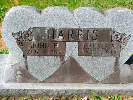 HARRIS, LAURIE P. - Baltimore County, Maryland | LAURIE P. HARRIS - Maryland Gravestone Photos