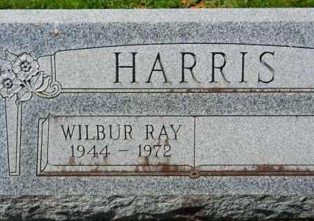 HARRIS, WILBUR RAY - Baltimore County, Maryland | WILBUR RAY HARRIS - Maryland Gravestone Photos
