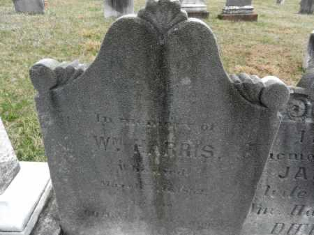 HARRIS, WILLIAM - Baltimore County, Maryland | WILLIAM HARRIS - Maryland Gravestone Photos