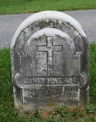 HINES, JOHN - Baltimore County, Maryland | JOHN HINES - Maryland Gravestone Photos