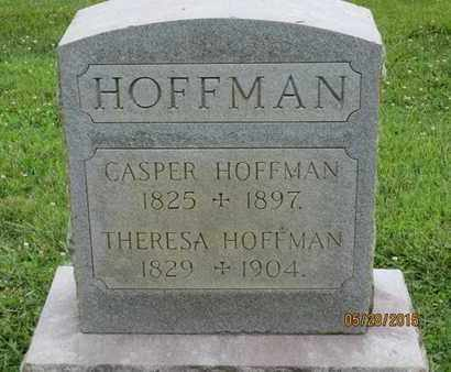 HOFFMAN, THERESA - Baltimore County, Maryland | THERESA HOFFMAN - Maryland Gravestone Photos