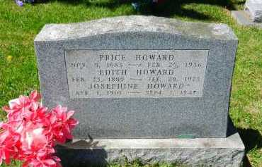 HOWARD, PRICE - Baltimore County, Maryland | PRICE HOWARD - Maryland Gravestone Photos