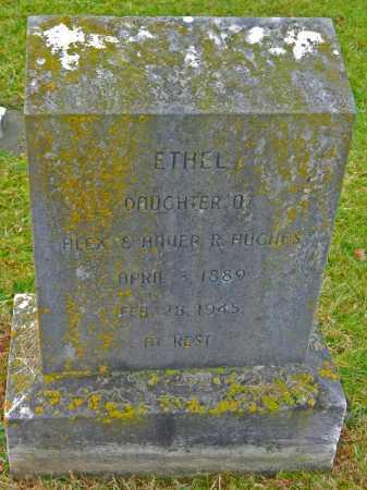 HUGHES, ETHEL - Baltimore County, Maryland | ETHEL HUGHES - Maryland Gravestone Photos