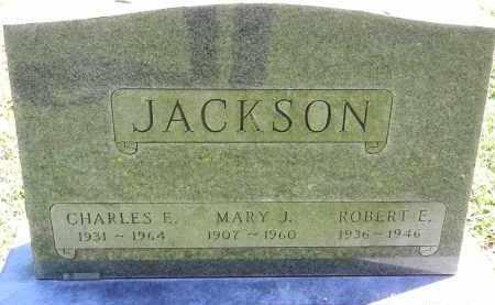 JACKSON, CHARLES E. - Baltimore County, Maryland | CHARLES E. JACKSON - Maryland Gravestone Photos