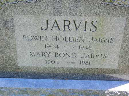 BOND JARVIS, MARY - Baltimore County, Maryland | MARY BOND JARVIS - Maryland Gravestone Photos