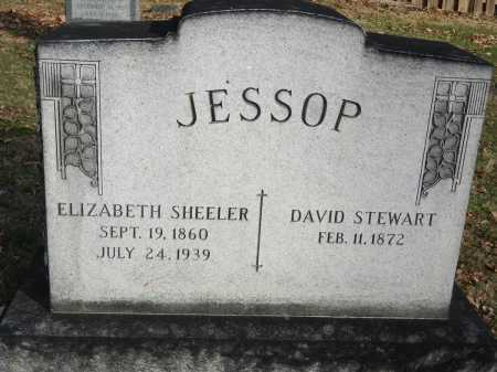 JESSOP, ELIZABETH - Baltimore County, Maryland | ELIZABETH JESSOP - Maryland Gravestone Photos