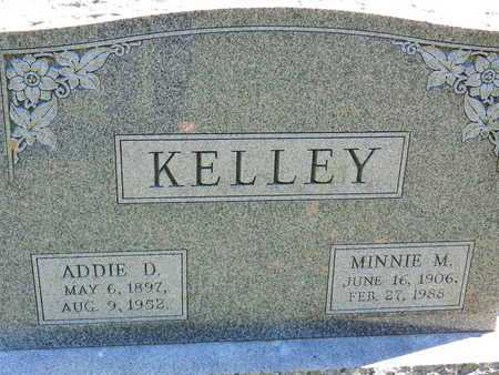 KELLEY, ADDIE D. - Baltimore County, Maryland | ADDIE D. KELLEY - Maryland Gravestone Photos