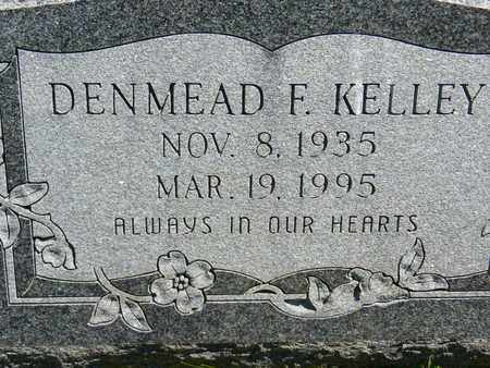 KELLEY, DENMEAD F. - Baltimore County, Maryland | DENMEAD F. KELLEY - Maryland Gravestone Photos