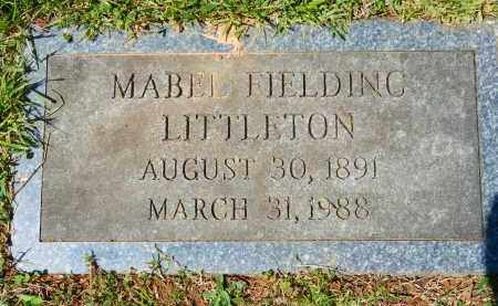 LITTLETON, MABEL - Baltimore County, Maryland | MABEL LITTLETON - Maryland Gravestone Photos