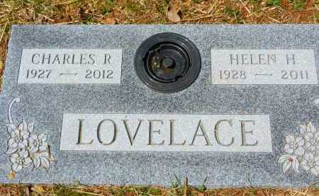 LOVELACE, HELEN H. - Baltimore County, Maryland | HELEN H. LOVELACE - Maryland Gravestone Photos