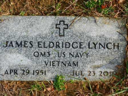 LYNCH, JAMES ELDRIDGE - Baltimore County, Maryland | JAMES ELDRIDGE LYNCH - Maryland Gravestone Photos