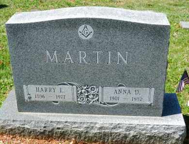 MARTIN, HARRY L. - Baltimore County, Maryland | HARRY L. MARTIN - Maryland Gravestone Photos
