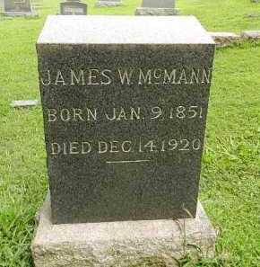 MCMANN, JAMES - Baltimore County, Maryland   JAMES MCMANN - Maryland Gravestone Photos