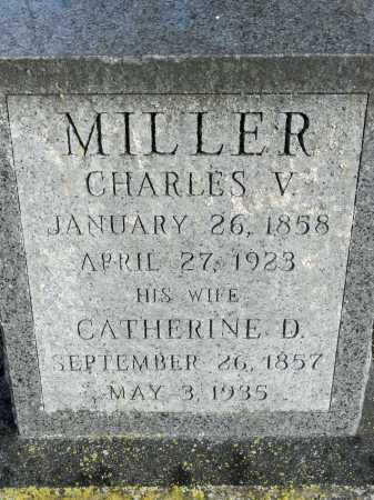 MILLER, CATHERINE D - Baltimore County, Maryland | CATHERINE D MILLER - Maryland Gravestone Photos