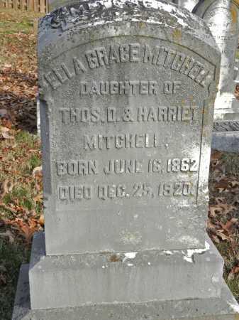 MITCHELL, ELLA GRACE - Baltimore County, Maryland | ELLA GRACE MITCHELL - Maryland Gravestone Photos