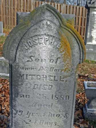 MITCHELL, JOSEPH B - Baltimore County, Maryland | JOSEPH B MITCHELL - Maryland Gravestone Photos