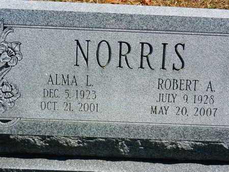 NORRIS, ROBERT A. - Baltimore County, Maryland | ROBERT A. NORRIS - Maryland Gravestone Photos
