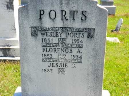PORTS, WESLEY - Baltimore County, Maryland | WESLEY PORTS - Maryland Gravestone Photos