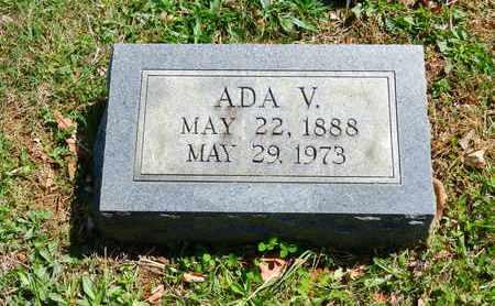 POWELL, ADA V. - Baltimore County, Maryland | ADA V. POWELL - Maryland Gravestone Photos