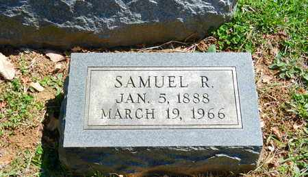 POWELL, SAMUEL R. - Baltimore County, Maryland | SAMUEL R. POWELL - Maryland Gravestone Photos