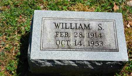 POWELL, WILLIAM S. - Baltimore County, Maryland | WILLIAM S. POWELL - Maryland Gravestone Photos