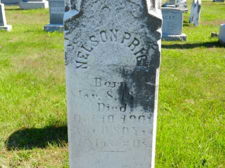 PRICE, NELSON - Baltimore County, Maryland | NELSON PRICE - Maryland Gravestone Photos