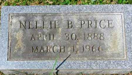 PRICE, NELLIE B. - Baltimore County, Maryland | NELLIE B. PRICE - Maryland Gravestone Photos