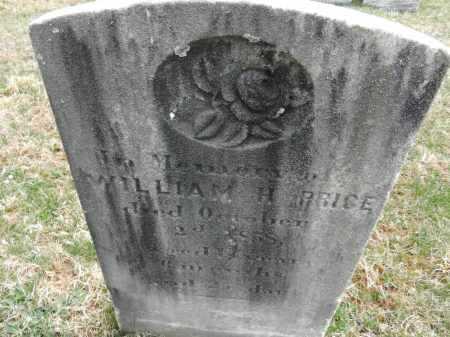 PRICE, WILLIAM H. - Baltimore County, Maryland | WILLIAM H. PRICE - Maryland Gravestone Photos