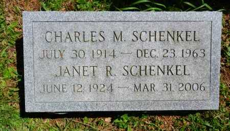 SCHENKEL, CHARLES M. - Baltimore County, Maryland | CHARLES M. SCHENKEL - Maryland Gravestone Photos