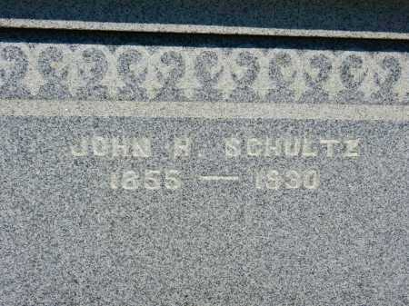 SCHULTZ, JOHN R. - Baltimore County, Maryland   JOHN R. SCHULTZ - Maryland Gravestone Photos