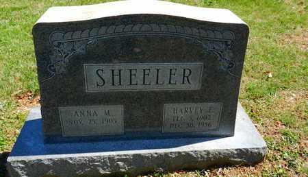 SHEELER, ANNA M. - Baltimore County, Maryland | ANNA M. SHEELER - Maryland Gravestone Photos