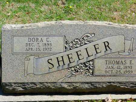 SHEELER, THOMAS E. - Baltimore County, Maryland | THOMAS E. SHEELER - Maryland Gravestone Photos